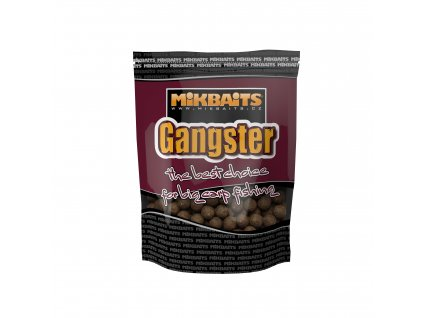 Gangster boilie 1kg - GSP Black Squid 24mm