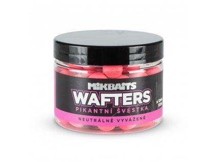 Wafters vyvážené nástrahy 150ml - Pikantní švestka 12mm
