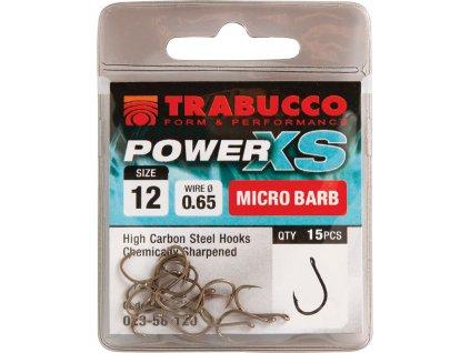 Trabucco háčky Power XS 15ks (Varianta vel. 8)