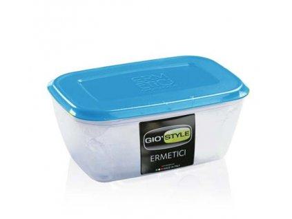 """Gio'Style Dóza na potraviny obdĺžniková """"Ermetici 6 L"""""""