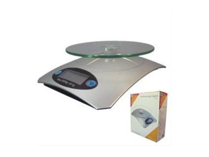 KuchenWelten Elektronická kuchynská váha