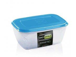 """Gio'Style Dóza na potraviny obdĺžniková """"Ermetici 0,5 L"""""""
