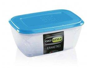 """Gio'Style Dóza na potraviny obdĺžniková """"Ermetici 1,5 L"""""""