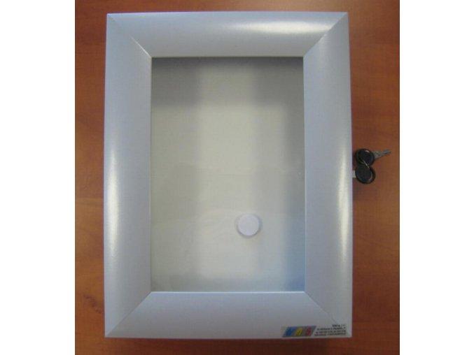 Vitrína vnitřní NIELSEN A4 260 x 350mm