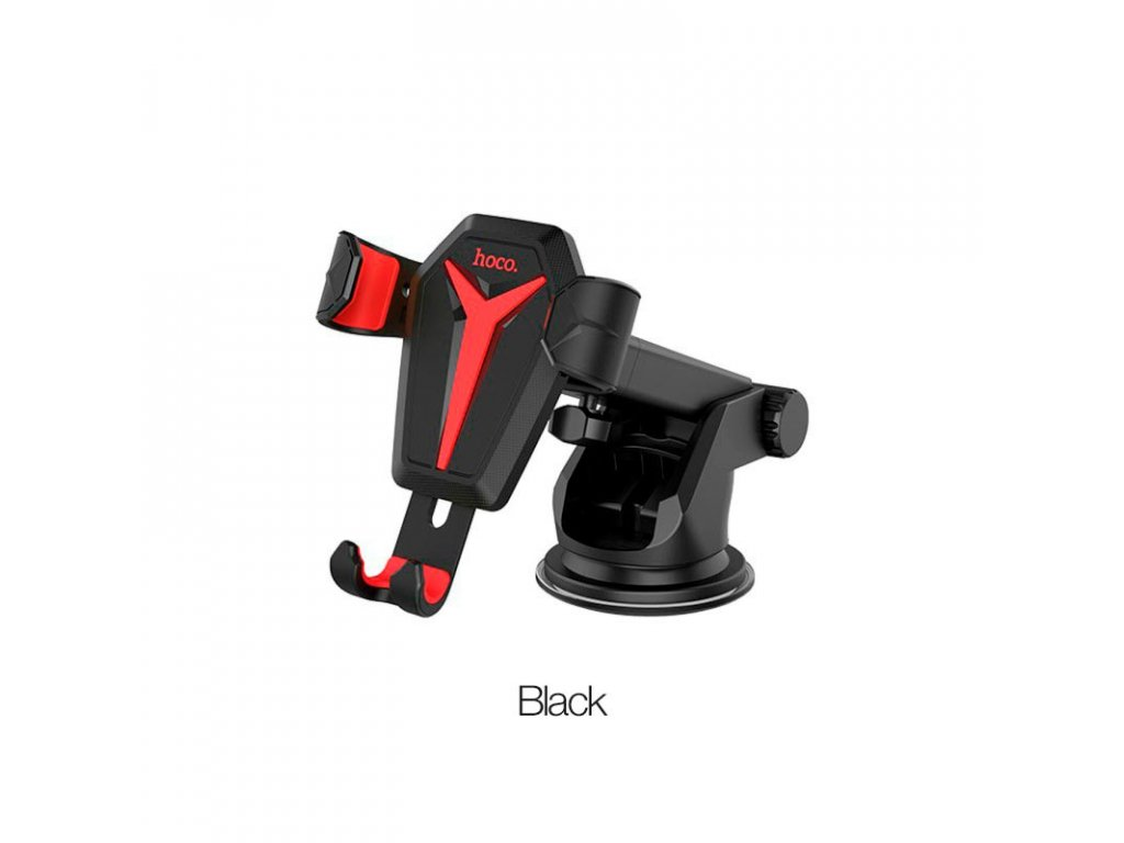 #6927531063032#hoco#CA26 Kingcrab vehicle mounted automotive center gravitative holder black