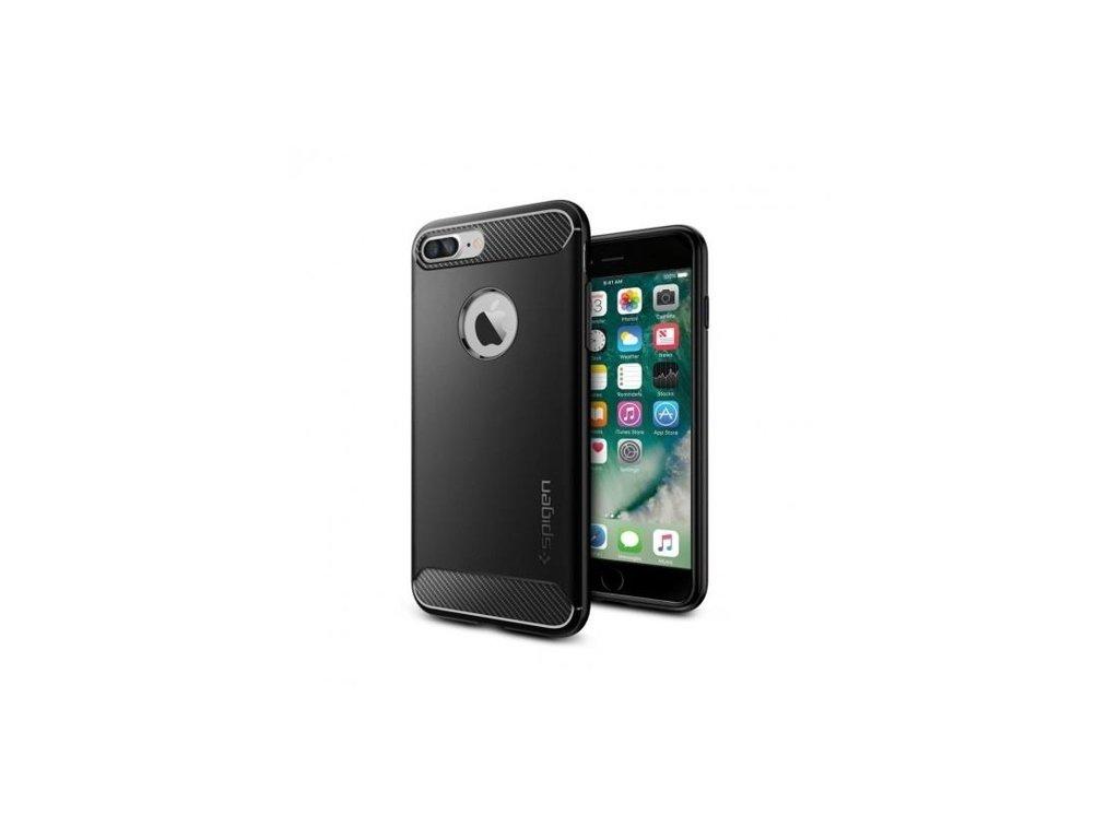 Spigen Rugged Armor pouzdro pro iPhone 7 Plus / 8 Plus, černá