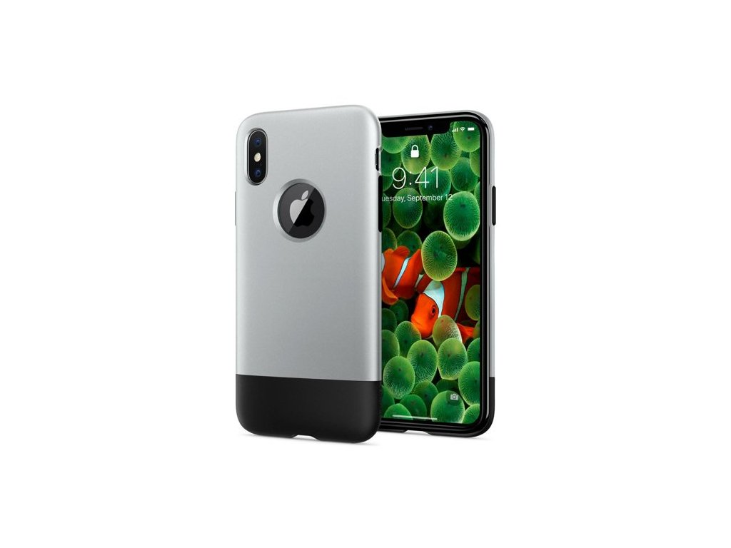 Ochranný kryt pro iPhone X / XS Spigen, classic one