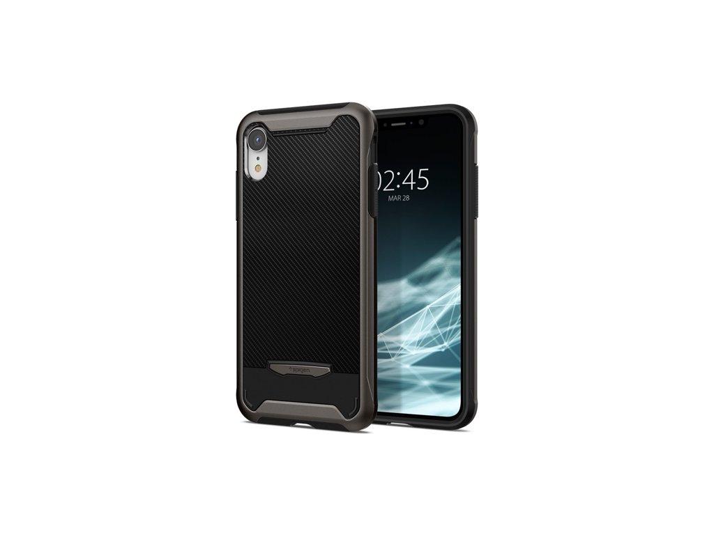 "Pouzdro Spigen Hybrid ""NX"" pro iPhone XR Gunmetal"