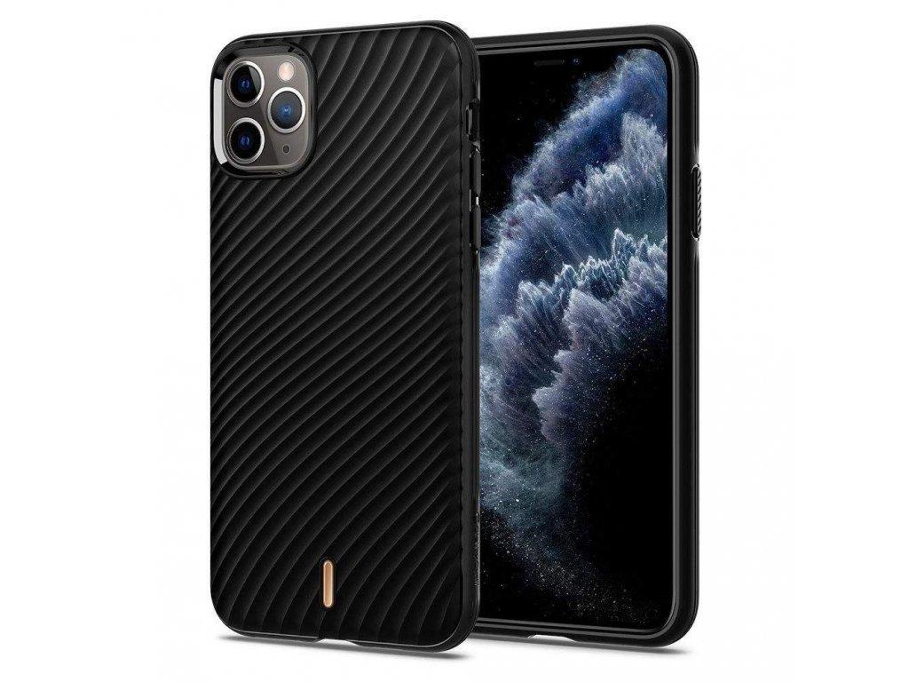 Spigen pouzdro Ciel Wave Shell iPhone 11 Pro, černé