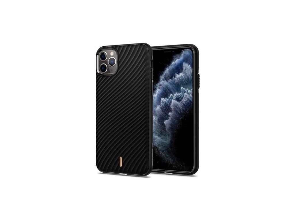 Spigen Ciel Wave Shell pouzdro pro iPhone 11 Pro Max, black