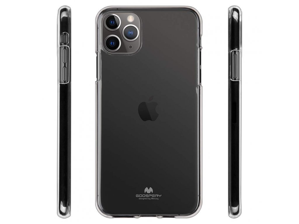 #8809684929759 ochranny kryt pro iphone 11 pro max mercury jelly transparent