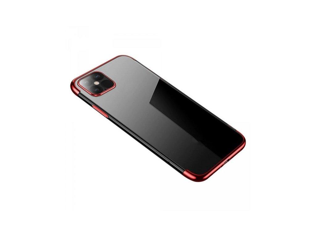 Ochranné pouzdro pro iPhone 12 Pro Max, červené