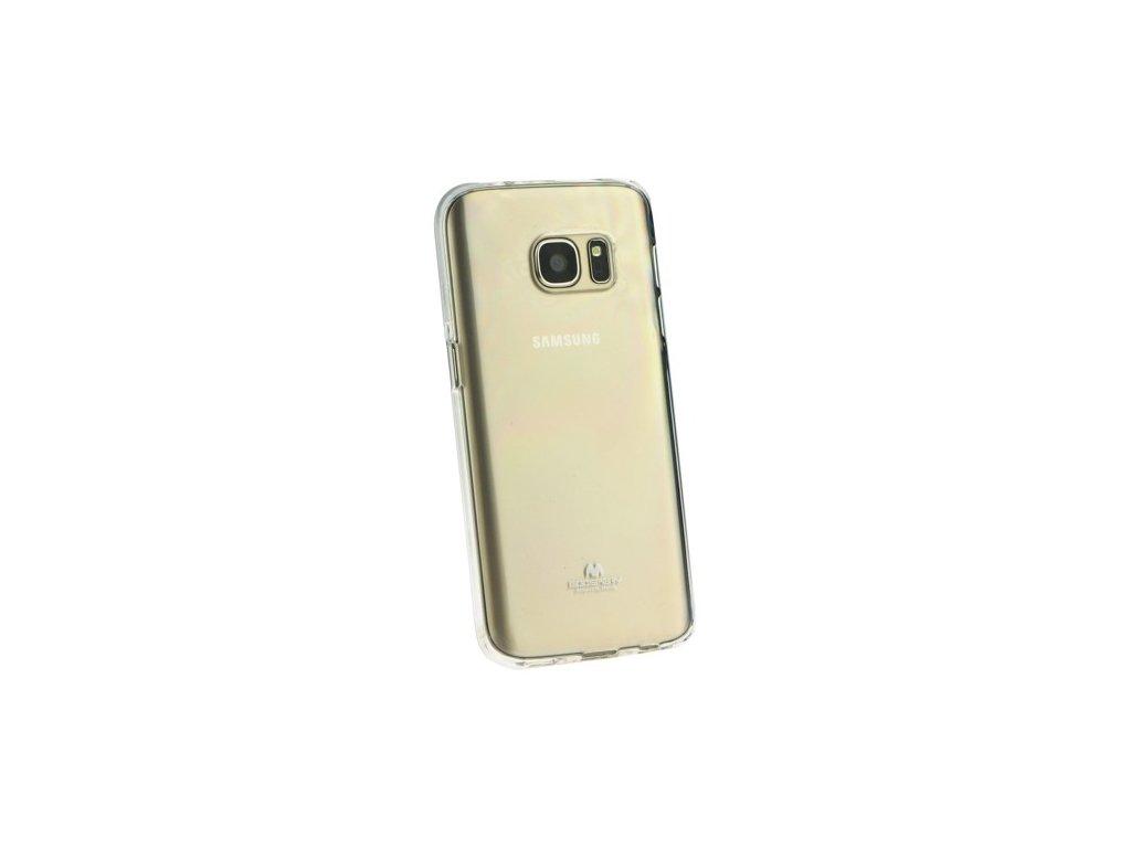 Pouzdro / kryt pro Samsung Galaxy S6 - Mercury, Jelly, průhledný