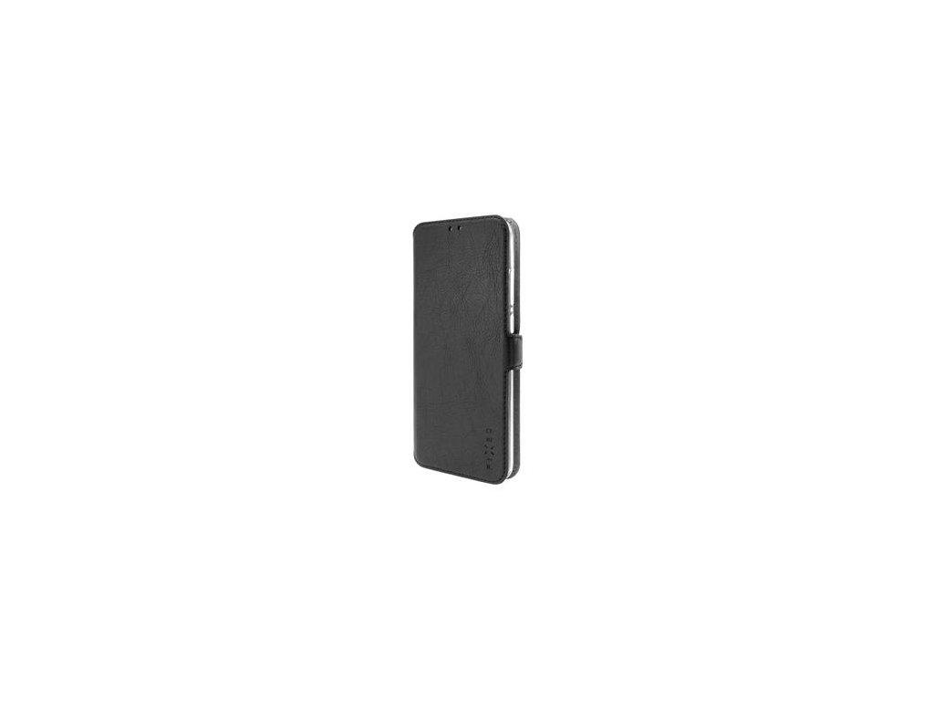 Xiaomi Redmi 8, tenké pouzdro typu kniha FIXED Topic, černé