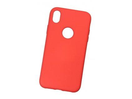 Pouzdro Redpoint Smart Magnetic Huawei Nova 3 Red, s kovovou destičkou