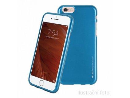 "Pouzdro Mercury Goospery iJelly Metal iPhone 6 Plus/ 6S Plus (5.5""), blue"