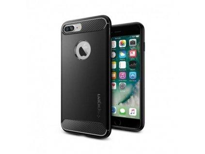 Spigen Rugged Armor iPhone 7 / 8 Plus, černá