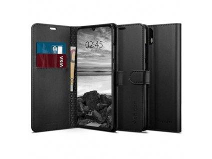 Spigen Wallet S knížkové pouzdro Huawei P30 Pro, black