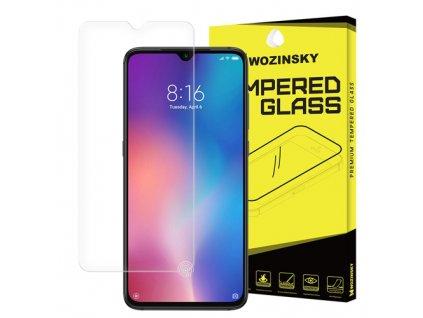 Wozinsky tvrzené sklo 9H pro Xiaomi Mi 9