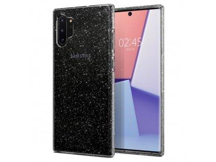 Samsung Galaxy Note 10 Plus N975, obal na mobil Spigen Liquid Crystal Glitter.