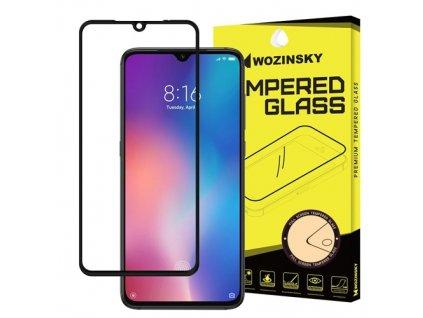 Wozinsky Full Glue tvrzené sklo na Xiaomi MI A3, černé