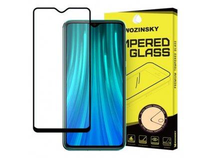 Wozinsky Full Glue tvrzené sklo na Xiaomi Redmi 8, černé