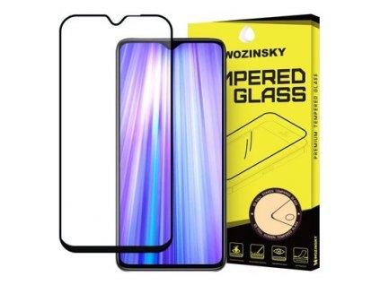 pol ps Wozinsky super wytrzymale szklo hartowane Full Glue na caly ekran z ramka Case Friendly Xiaomi Redmi Note 8 Pro czarny 54154 16