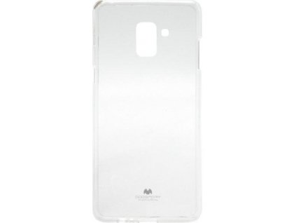 Pouzdro / kryt pro Samsung Galaxy A8 Plus - Mercury, Jelly, průhledný