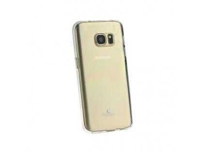 Pouzdro / kryt pro Samsung Galaxy S6 Edge - Mercury, Jelly, průhledný