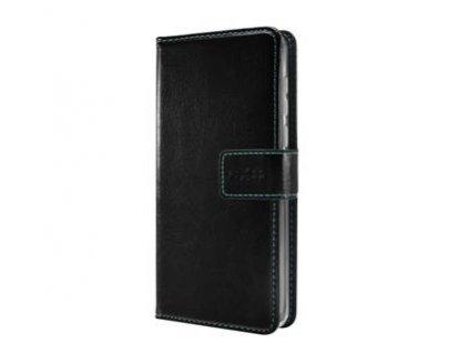 Sony Xperia XZ2, pouzdro typu kniha FIXED Opus, černé
