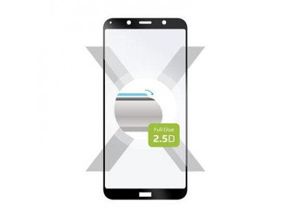 Xiaomi Redmi 7A ochranné tvrzené sklo FIXED Full-Cover, lepení přes celý displej, černé