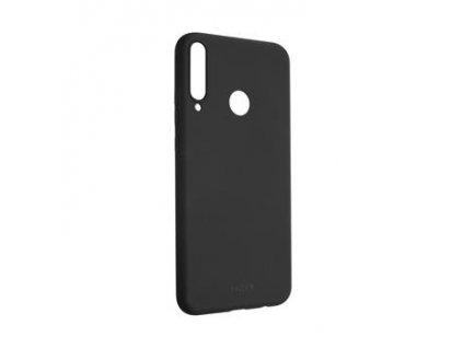 FIXED Story pro Huawei P40 Lite e, zadní pogumovaný kryt, černý
