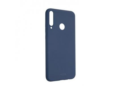 FIXED Story pro Huawei P40 Lite e, zadní pogumovaný kryt, modrý