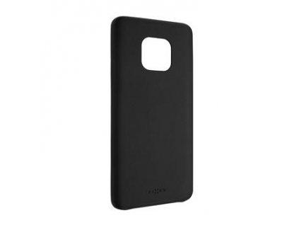 FIXED Tale pro Huawei Mate 20 Pro, zadní kryt, PU kůže, černý