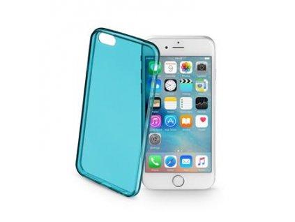 Barevné gelové pouzdro CELLULARLINE COLOR pro Apple iPhone X / XS, zelené