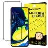 Wozinsky Full Glue tvrzené sklo Samsung A80, černé