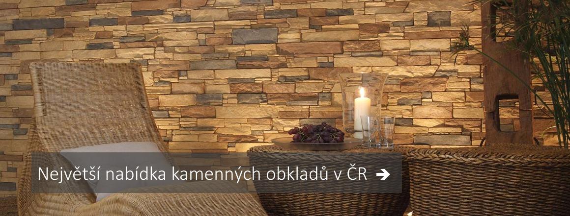 NEJVĚTŠÍ NABÍDKA OBKLADŮ V ČR