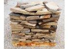 Přírodní kamenná dlažba - pravidelná a nepravidelná