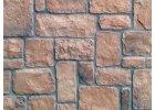Kamenné obklady Wildstone HRADNÍ ZEĎ