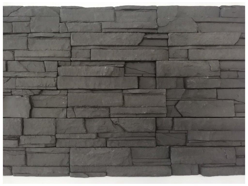 Betonový obklad Incana Montana graphite