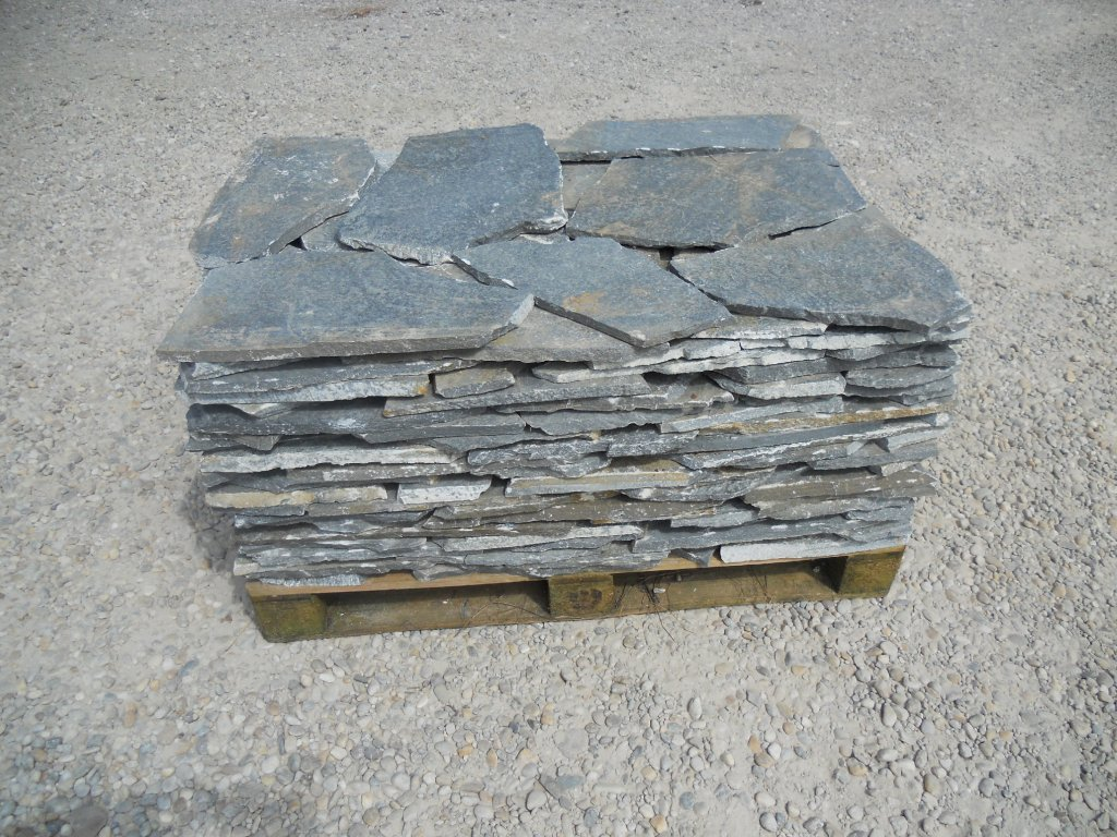 dlažba Kvarcit šedý 1,5-2,5 cm