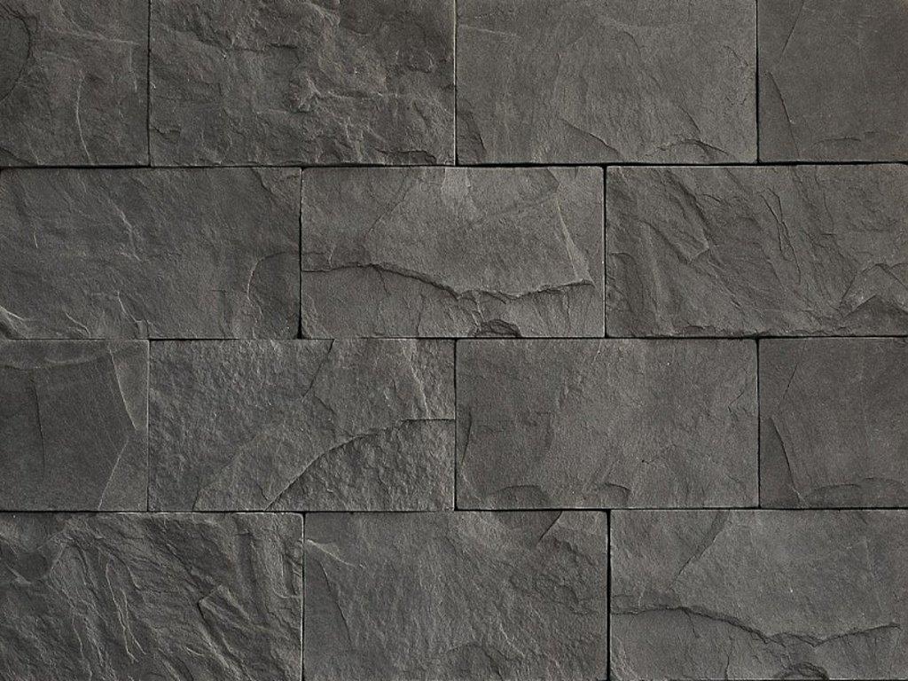 VASPO Břidlice Standard tmavě šedá