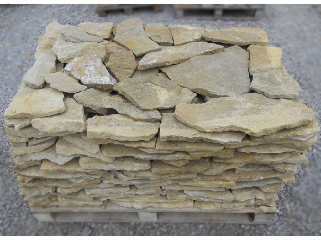 obklad pískovec rustical 1-3 cm