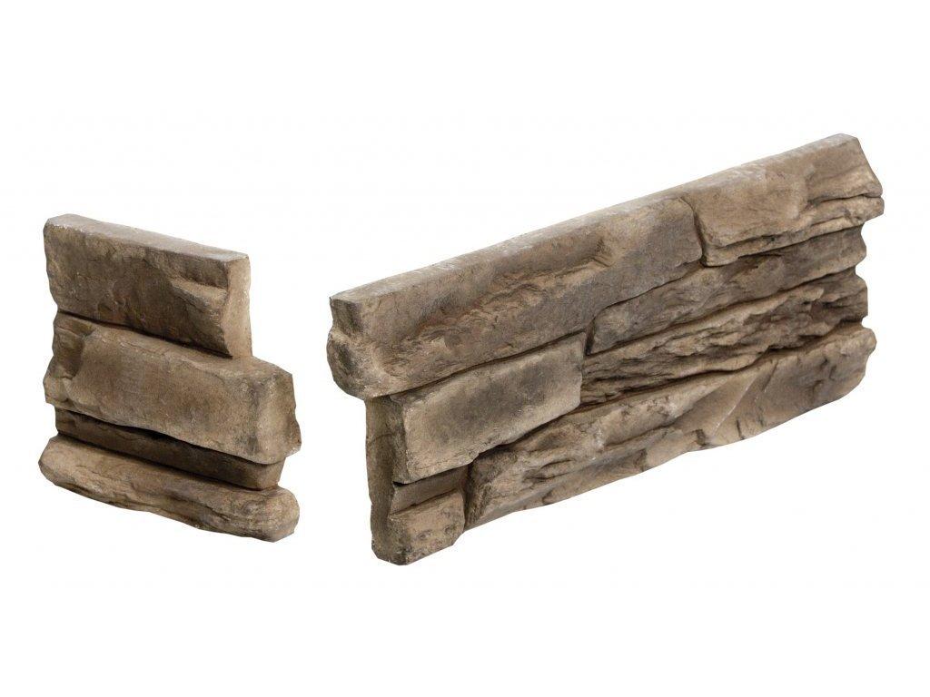 Rohový obklad Incana Espania Cinnamon