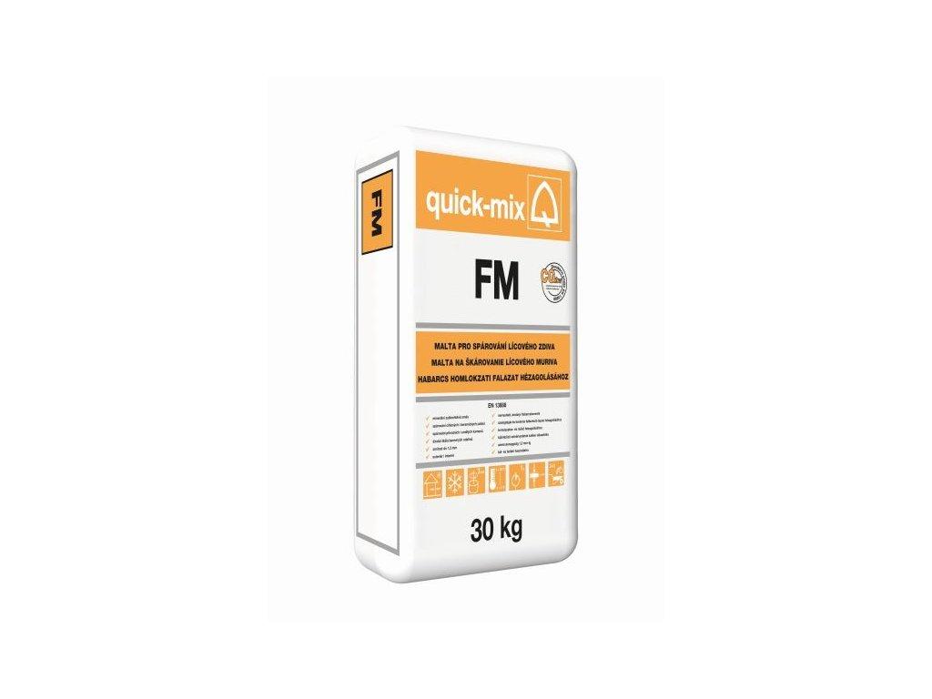 Spárovací hmota Quick Mix FM
