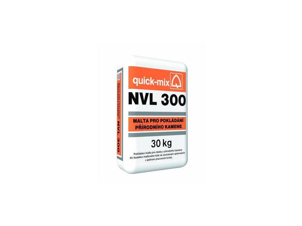Malta Quick-Mix NVL 300 šedá pro pokládání portlandské dlažby