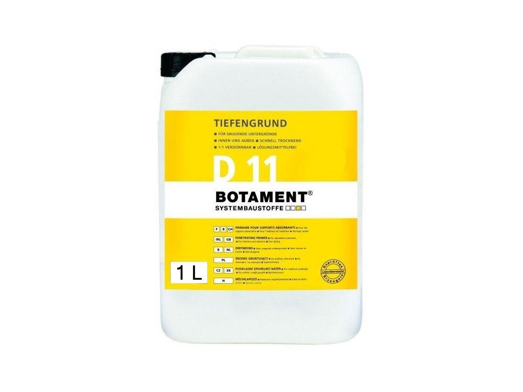 Penetrace Botament D11 1L na obklady INCANA