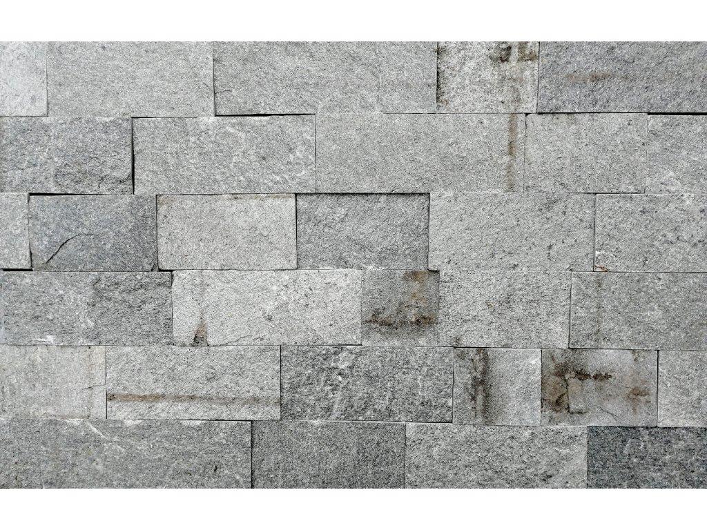 rula stříbrno-šedá