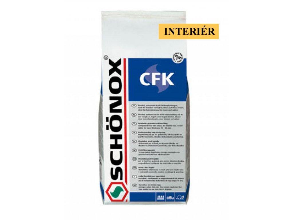 Lepidlo Interiérové SCHÖNOX CFK - 25 kg