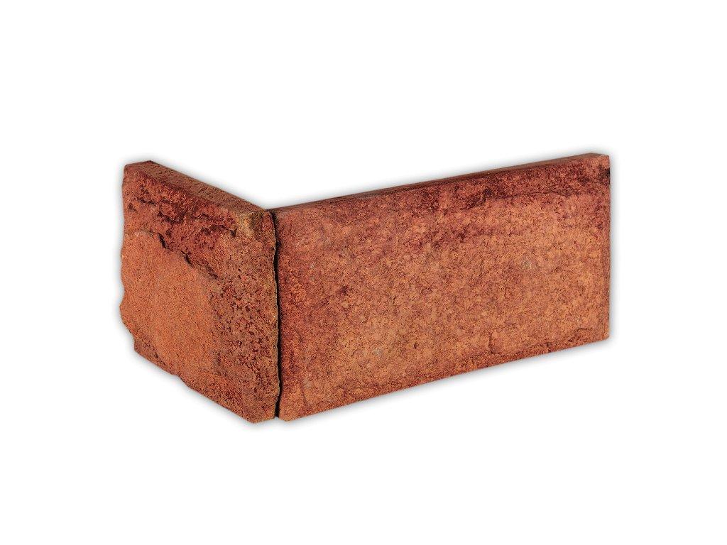 Betonový roh VASPO Pískovec ver.4 cihlový